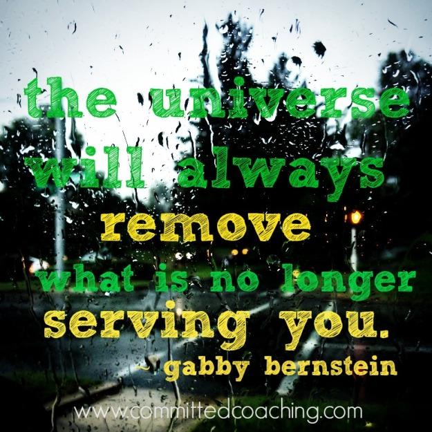 universe removes