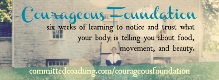 courageous foundation long